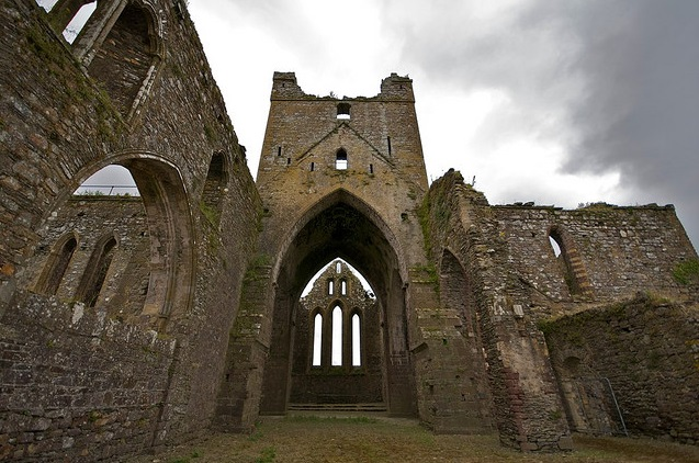 Dunbrody Abbey, Co Wexford