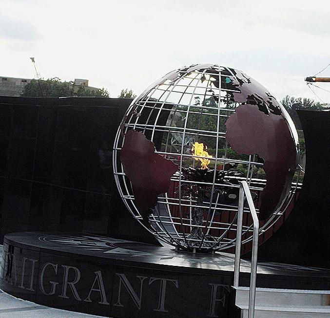 Emigrant Flame